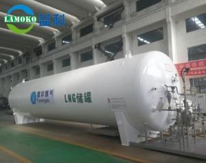 江西LNG 卧式贮罐