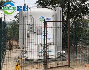 低温液体储罐
